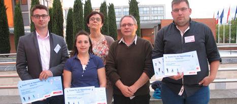 Trois talents du CFA départemental de l'Éducation nationale de l'Ariège récompensés au Grand Prix de l'Apprentissage 2015   Lycée des métiers Philippe Tissié à Saverdun (Ariège)   Scoop.it