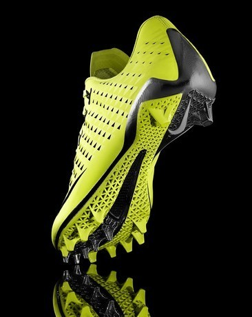 Nike debuts first-ever football cleat built using 3D printing technology | Additive Manufacturing News | Scoop.it