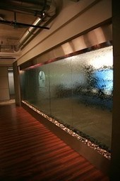 Exalted Fountains | Waterfall Fountains | The Beauty Of Indoor Wall Fountains | Scoop.it