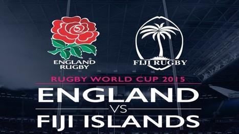England vs Fiji live stream   Live Stream Online Sports   watch live stream online   Scoop.it