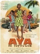 Côte d'Ivoire : Cinéma d'animation => Aya de Yopougon | Le BONHEUR comme indice d'épanouissement social et économique. | Scoop.it