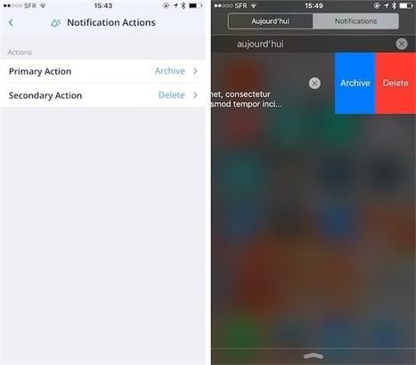 Client mail: Spark s'améliore sur iPhone en attendant l'iPad et le Mac   Applications Iphone, Ipad, Android et avec un zeste de news   Scoop.it