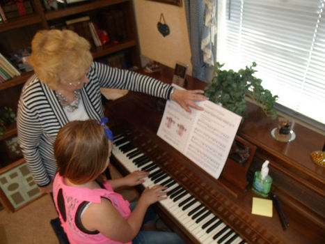A Professional Piano Instructor for You or Your Children | Piano Lessons With Carol | Scoop.it