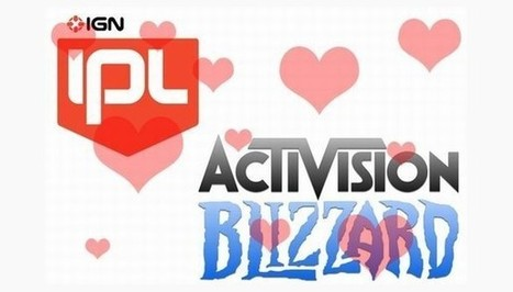 online game: Blizzard confirmed they has purchased the IPL form IGN today   igshops game   Scoop.it