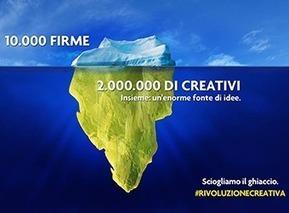 Continua la#rivoluzionecreativa | Grafica | Scoop.it