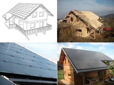 La maison ZEN pour Zéro Energie Net | Des idées, des outils pour un batiment durable | Scoop.it