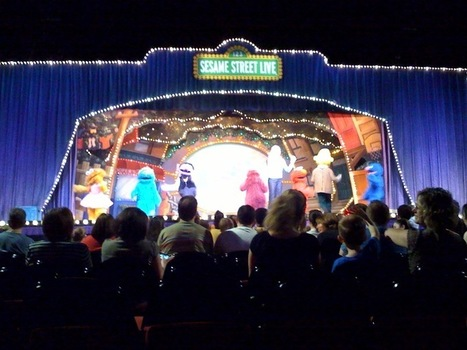 Dance the Night Away with your Favorite Sesame Street Characters! | Travel & Hospitality | Scoop.it