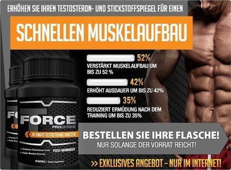T Force Pro Series Testosterone Booster Bewertung – Erhalten Sie Ihre Exklusive Angebot Pack Jetzt! | keenan prindle | Scoop.it