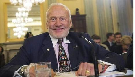 Buzz Aldrin Plans to Live on Mars by 2040 - I4U News | Politics Daily News | Scoop.it