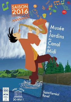 Musée et jardins du Canal du Midi. Agenda | La culture à Revel | Scoop.it