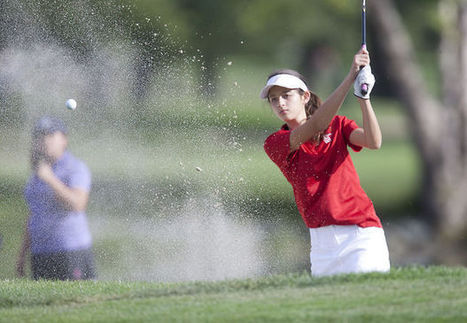 Girls golf: Flames stay on course for Tri-City Athletic League title - Lodi News-Sentinel | Junior Golf | Scoop.it