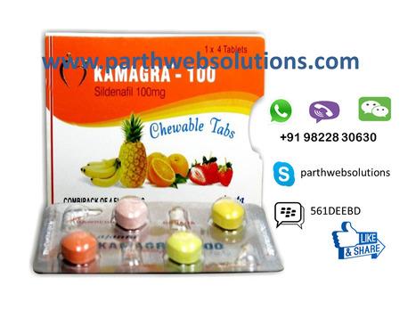 Kamagra Chewable Soft Tab(Sildenafil) | Pharmacy Dropshipping | Scoop.it