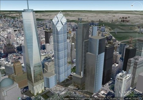 Remembering 9/11 with Google Earth - Google Earth Blog | #GoogleEarth | Scoop.it