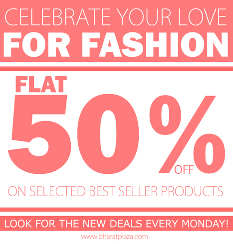 CELEBRATE YOUR LOVE FOR FASHION | Deals, Offers & Updates | Scoop.it