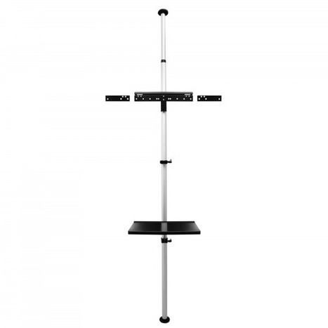 Supports TV élégants adaptés à tous types d'écrans plats | astuces-habitat | Scoop.it