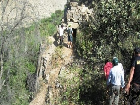New pre-Inca tomb discovered | Aux origines | Scoop.it