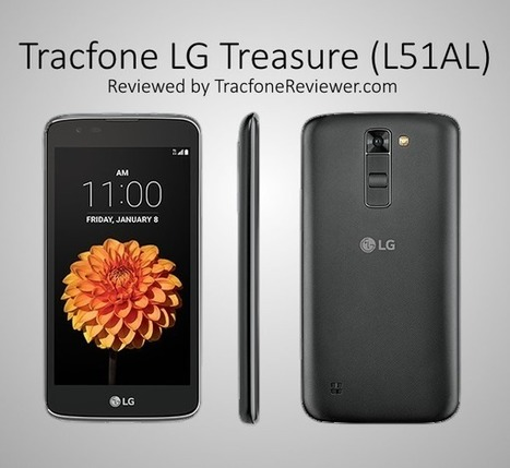 TracfoneReviewer: Tracfone LG Treasure L51AL Review | Tracfone Reviews and Promo Codes | Scoop.it
