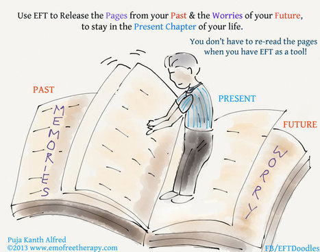 EFT Doodles: Release Past and Future | Emotional Freedom Techniques (EFT) | Scoop.it