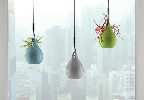 Air Drop - Air Filtration System by Jillian Tackaberry » Yanko Design | What Surrounds You | Scoop.it