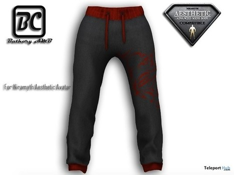 Sweat Pants Tiger Group Gift by Bathory Creations | Teleport Hub - Second Life Freebies | Second Life Freebies | Scoop.it