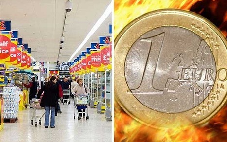 Tesco plans for eurozone break-up | Countdown to Financial Armageddon | Scoop.it