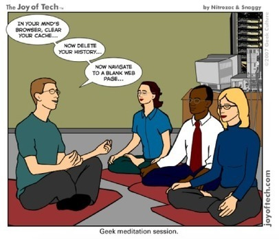 thierry   LinkedIn   Mindfulness & Pleine Conscience   Scoop.it