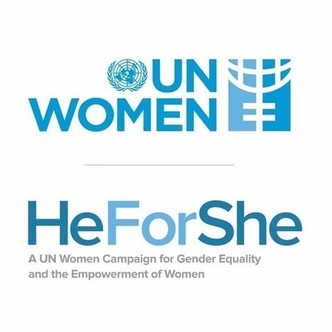 HeForShe Campaign | UN Women | Gender | Scoop.it