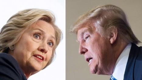 #Clinton et #Trump: une histoire ancienne, selon de nouveaux documents - AFP #liens #Oligarchie | Infos en français | Scoop.it