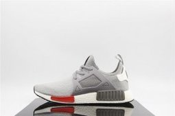 Adidas Originals NMD XR1 Shoes Grey Red Mens | Nike Running Shoes | Scoop.it