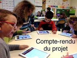 Compte rendu école Cléron | numérique et maternelle | Scoop.it