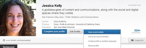LinkedIn Has Quietly Rolled Out a Follow Button to Millions of Members | ReadWrite | SocialMoMojo Web | Scoop.it
