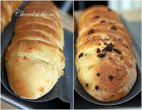 Pain au chocolat | World Foodies | Scoop.it
