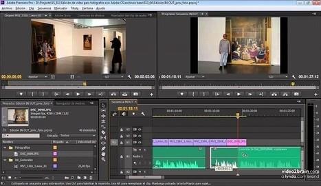 Las diez mejores aplicaciones de edición de videos - Nerdilandia | Tecnologías educativas | Scoop.it