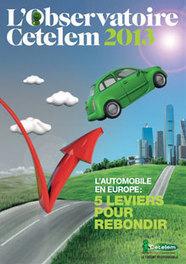 L'Observatoire Cetelem de l'Automobile - Présentation | Research & Insight | Scoop.it