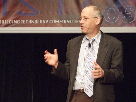 Alan November: Learning Designs-Pedagogy trumps Technology   Visual*~*Revolution   Scoop.it