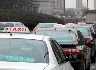 Brusselse taxi's lanceren zélf een Uber-variant | ICT showcases | Scoop.it