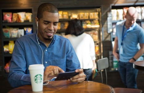 Spotify and Starbucks are sort of doing Shazam without Shazam | MUSIC:ENTER | Scoop.it
