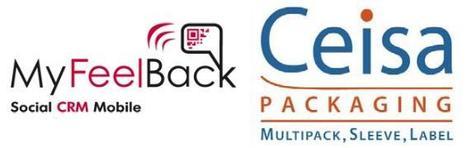 MyFeelBack et Ceisa Packaging à la conquête du marché mondial du packaging avec un nouveau service mobile ! | La lettre de Toulouse | Scoop.it