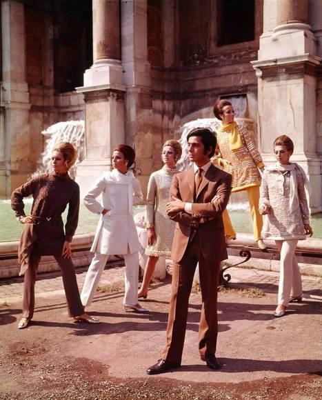 Glamorous Italian Fashion: Vintage Valentino, '80s Versace, and More - New York Magazine | Fashion History | Scoop.it