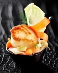 La recette du jour Toupargel : Mini-bouchées de noix de Saint-Jacques au potiron et chicon - Blog Agence Sophie Monet | petite courgerie | Scoop.it