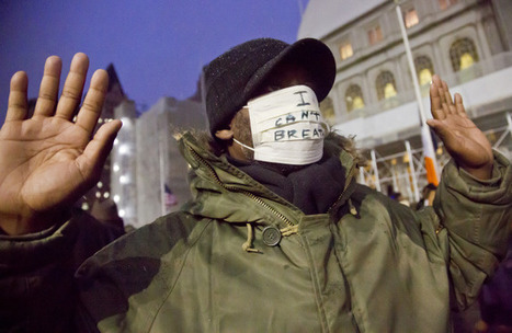 """Pronouns of Protest: The Linguistic Power of """"I Can't Breathe"""" 