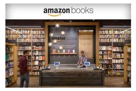 Amazon : bientôt 400 librairies physiques ? | Retail Intelligence® | Scoop.it