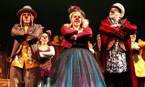Del 11 al 15 de septiembre: Primer Festival de Teatro Infantil HugoMidón (CABA) | Bibliotecas Escolares Argentinas | Scoop.it