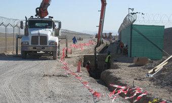 Cabling the way forward in areas of conflict - Cabling Install | Cableado De Cobre | Scoop.it