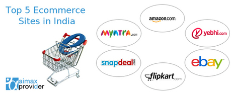 Top 5 Ecommerce Websites In India | Mumbai | Ecommerce Website Development | Scoop.it