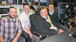 SwiftKey ha trabajado para un sistema de predicción adecuado para Stephen Hawking | Smartphones Android | Scoop.it