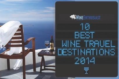 10 Best Wine Travel Destinations 2014   Global adventures for schools   Scoop.it