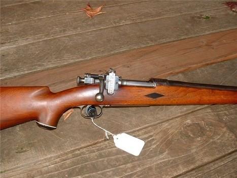 1903 Springfield .400 Whelen Rifle Project | Alaskaamsllc | Guns & Gunsmith | Scoop.it