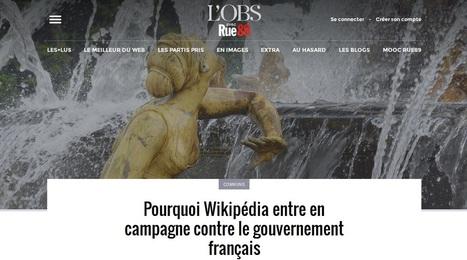 Wikipédia versus Gouvernement Français | CGMA Généalogie | Scoop.it
