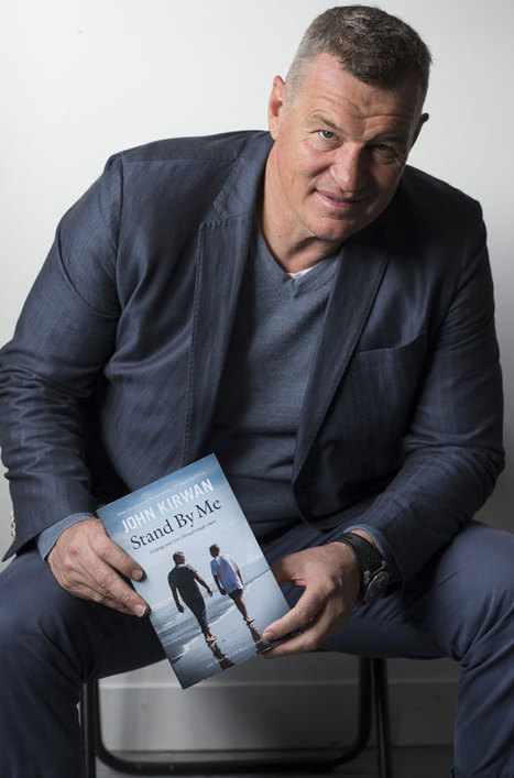 John Kirwan: 'Society is saying go fast, and mental health is saying slow down' - National - NZ Herald News | Positive Education and Wellbeing | Scoop.it